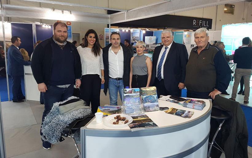 Με μια ξεχωριστή παρουσία η Περιφέρεια Θεσσαλίας  στην 5η Athens International Tourism Expo