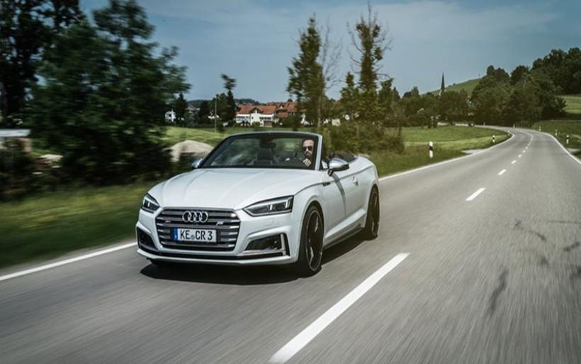 "H ABT ""απογειώνει"" το Audi A5 Cabriolet"