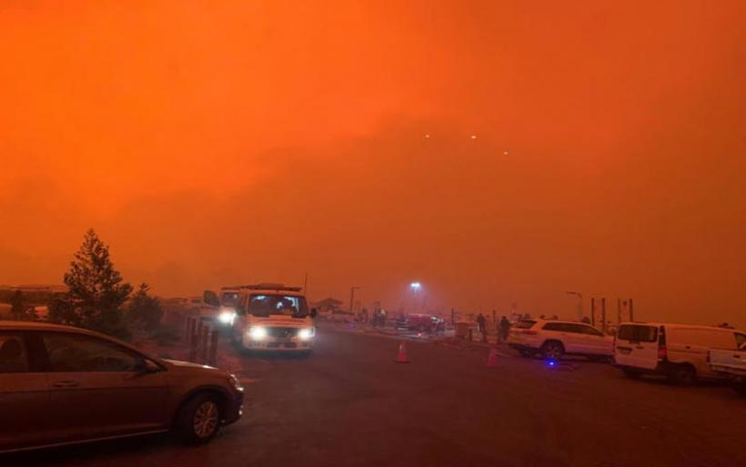 """""""Μάννα εξ ουρανού"""" οι βροχές στην Αυστραλία! Ανακουφίζουν τις πυρόπληκτες περιοχές"""
