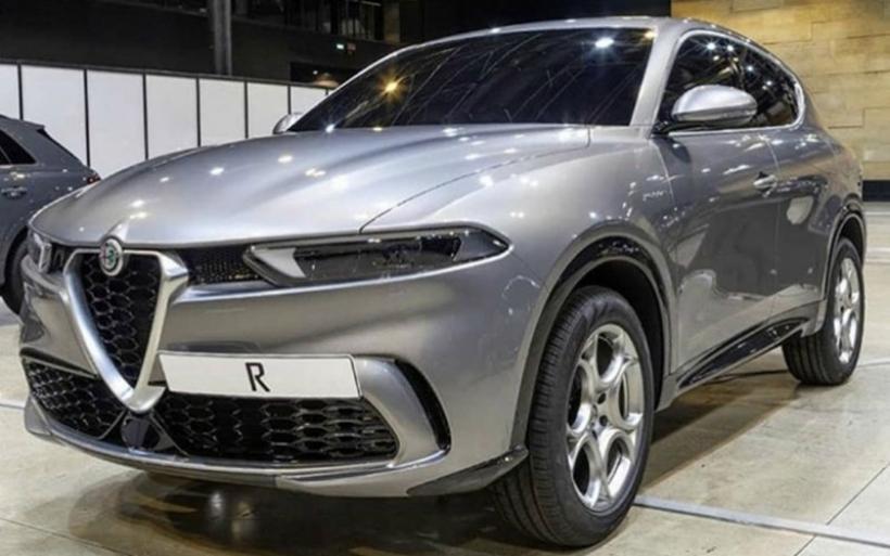Αποκάλυψη: Ο μεγάλος SUV αντίπαλος των Mercedes, Audi, BMW, Lexus…