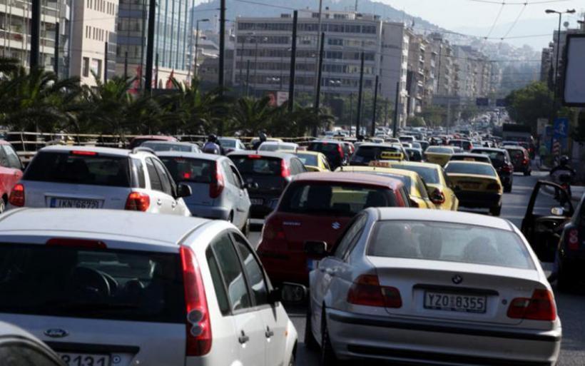 Τέλη κυκλοφορίας: Μέχρι την Παρασκευή η προθεσμία αλλιώς… κατάθεση πινακίδων ή πρόστιμο