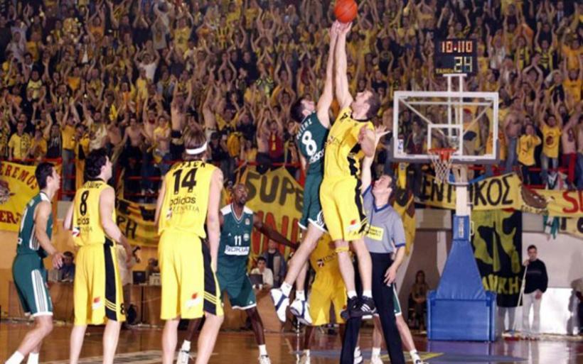 Στη Λάρισα ο τελικός του κυπέλλου μπάσκετ