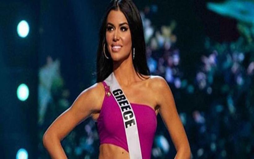 Η εντυπωσιακή εμφάνιση της Ιωάννας Μπέλλα στον προκριματικό του Miss Universe