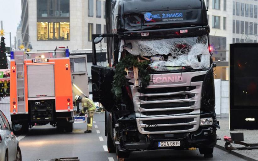 Βερολίνο: Στο σκοτάδι οι έρευνες για τον «στρατιώτη του Ισλαμικού Κράτους»