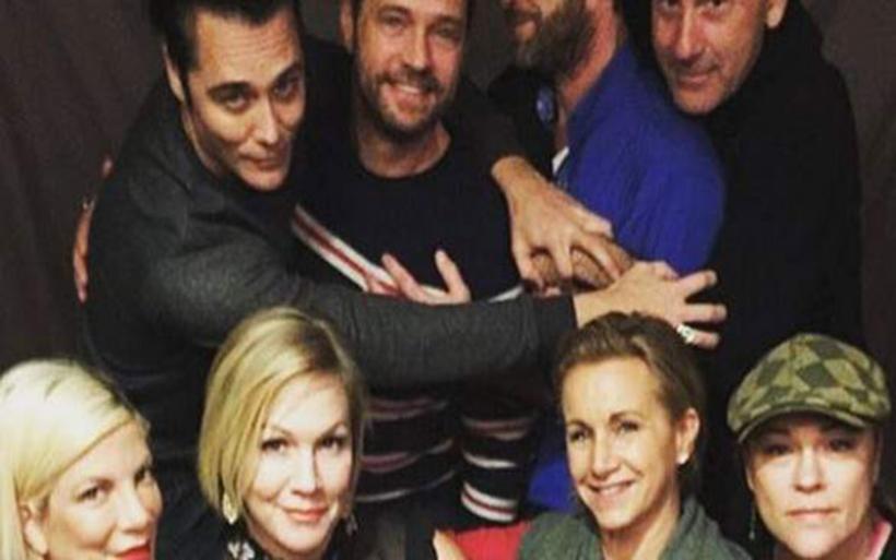 Οι ηθοποιοί του Beverly Hills έκαναν reunion- Δείτε πώς είναι σήμερα