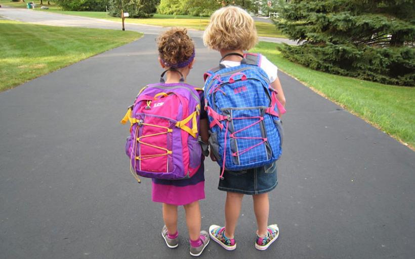 Μαμάδες και πρωτάκια: Προετοίμασε το παιδί σου για την πρώτη του μέρα στο σχολείο