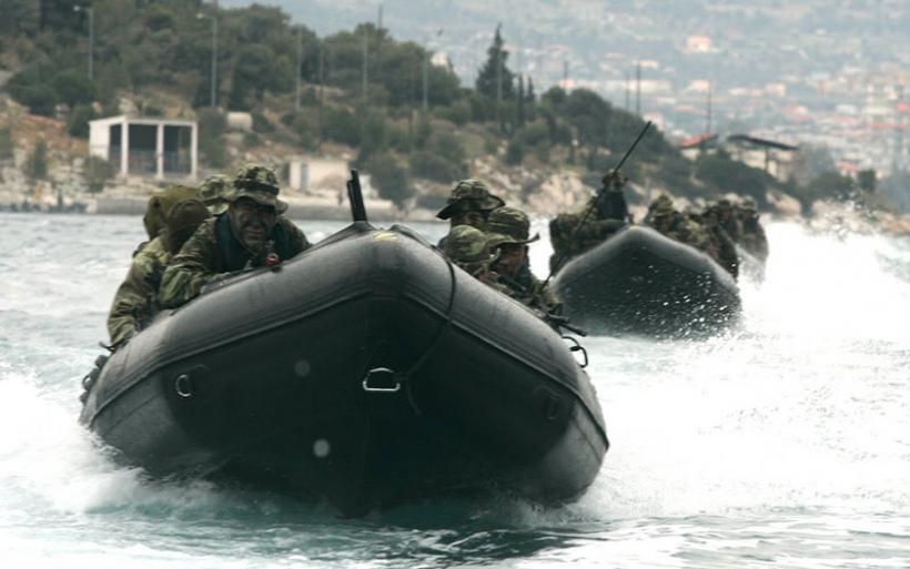 Τούρκοι καταδρομείς ειδικών δυνάμεων σε νησίδα στο σύμπλεγμα των Οινουσσών!