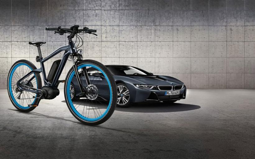 Σε μόλις 300 μονάδες θα παραχθεί ηλεκτρικό ποδήλατο της BMW - Πόσο κοστίζει