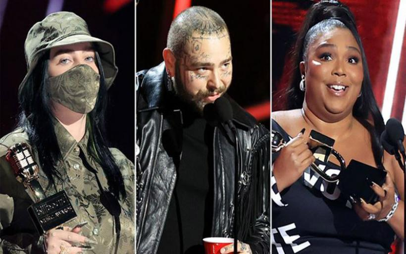 Billboard Music Awards 2020: Οι μεγάλοι νικητές της βραδιάς