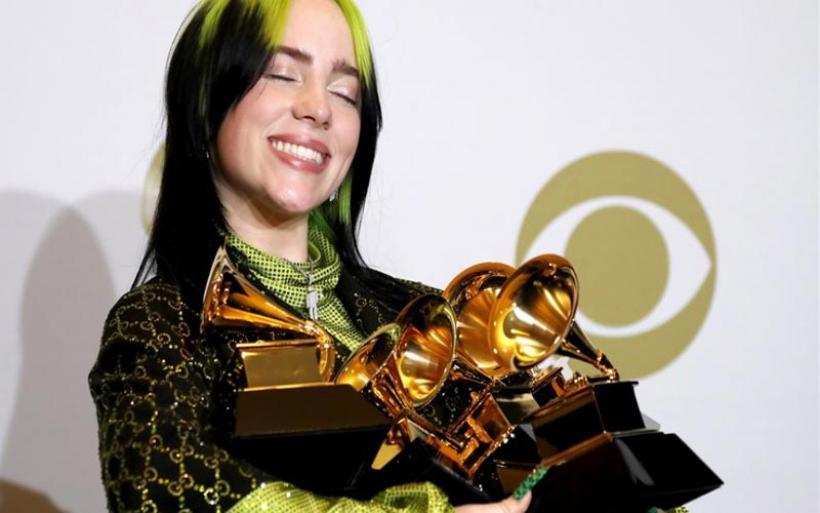 Βραβεία Grammy 2020: Το 18χρονο φαινόμενο Billie Eilish, η συγκίνηση για τον Κόμπι Μπράιαντ, οι νικητές και το κόκκινο χαλί