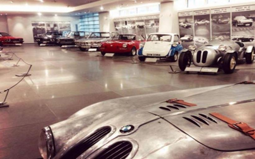 100 χρόνια BMW στο Ελληνικό Μουσείο Αυτοκινήτου
