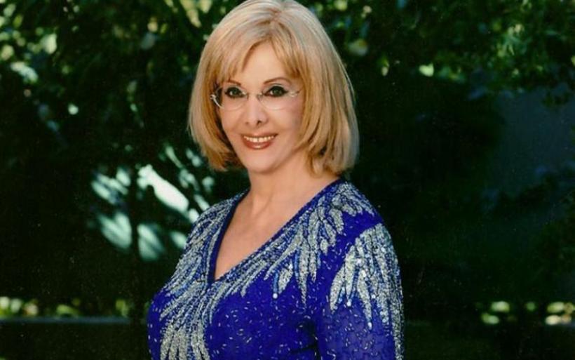 Πέθανε η Κέλλυ Σακάκου, η πιο ιστορική παρουσιάστρια της ελληνικής τηλεόρασης