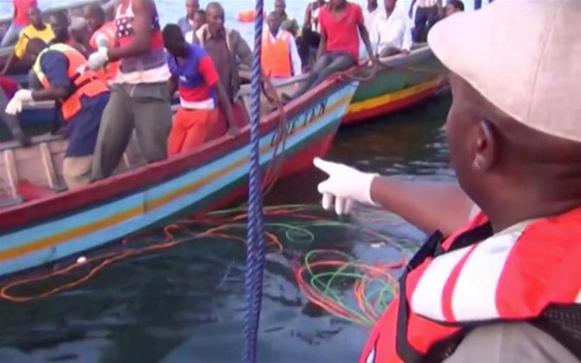 Τανζανία: Αυξάνεται συνεχώς ο αριθμός των νεκρών από το ναυάγιο
