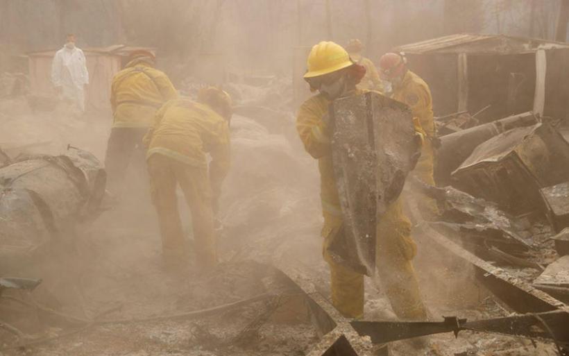 Κόλαση φωτιάς στην Καλιφόρνια, στους 48 οι νεκροί