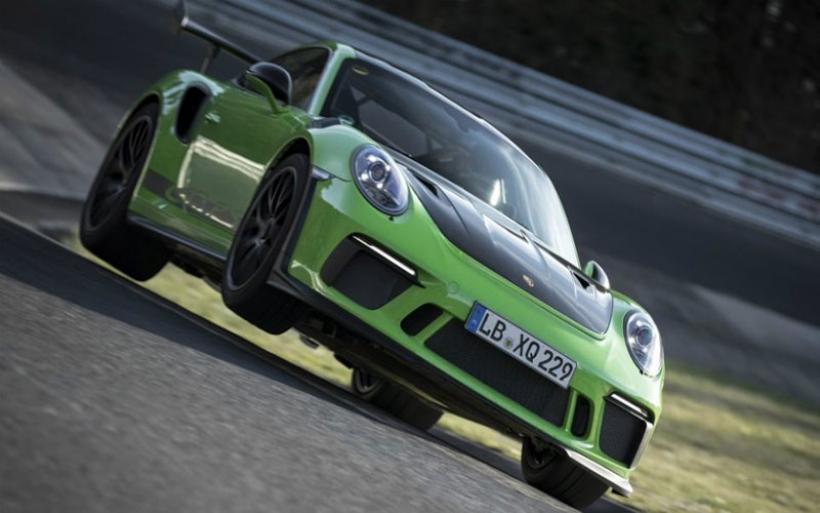 Ένα ρεκόρ ακόμα για την Porsche 911 GT3 RS