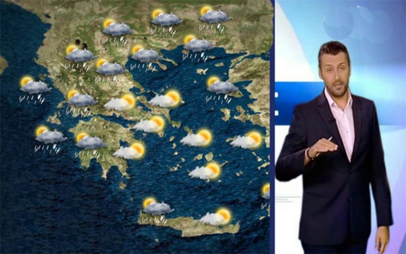 Γ. Καλλιάνος: Την 28η Οκτωβρίου αρκετές παρελάσεις υπό βροχή - Νέα επιδείνωση του καιρού