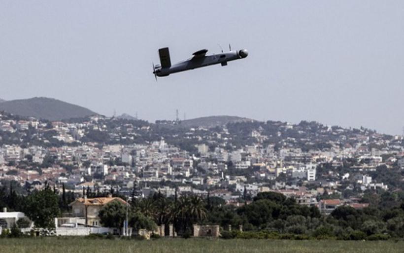 Το drone της αστυνομίας κάνει πρεμιέρα στην Εθνική Αθηνών – Λαμίας