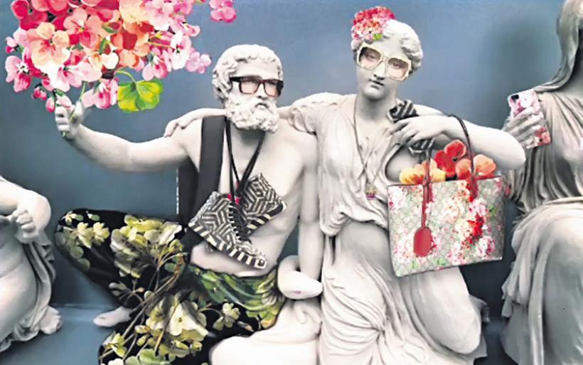 Η Gucci θέλει να κάνει επίδειξη μόδας μπροστά στον Παρθενώνα