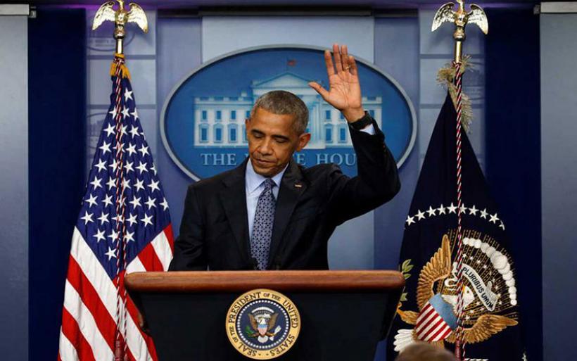 Συμβολικές... επιλογές για Ομπάμα και το συγκινητικό αντίο της Μισέλ