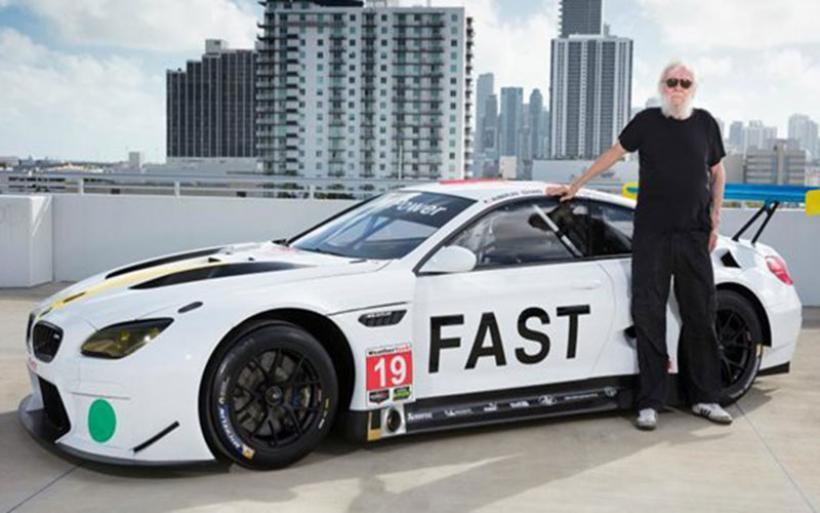 Παγκόσμια πρεμιέρα του BMW Art Car του John Baldessari