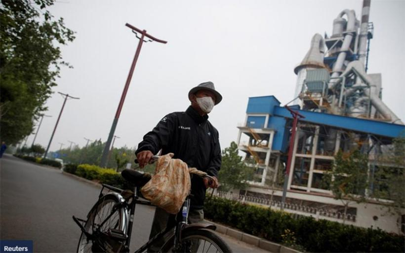 Greenpeace: Η ατμοσφαιρική ρύπανση επέστρεψε δριμύτερη στον κινεζικό ουρανό