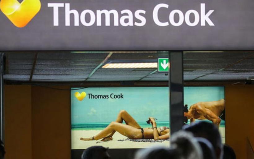 Εγκλωβισμένοι 50.000 τουρίστες στην Ελλάδα λόγω χρεοκοπίας της Thomas Cook