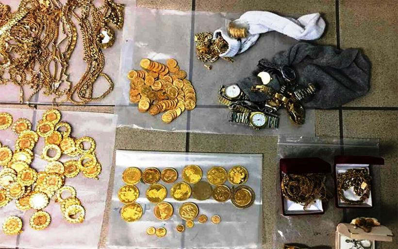 Ο απίστευτος θησαυρός που βρέθηκε στη θυρίδα της σπείρας των Ρομά