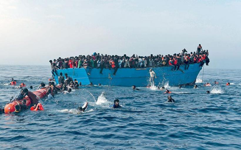 Τραγωδία: Ναυάγιο με 146 αγνοούμενους στη Μεσόγειο- Επέζησε μόνο ένα παιδί 16 ετών