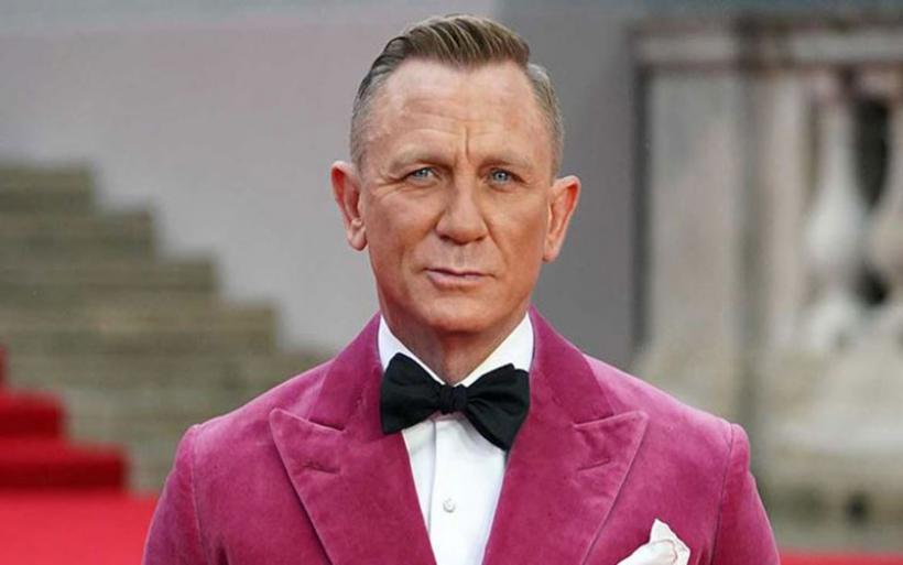 Ο Daniel Craig θα τιμηθεί με αστέρι στη Λεωφόρο της Δόξας