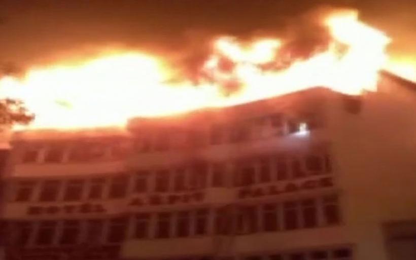 Στους 17 οι νεκροί από τη φωτιά σε ξενοδοχείο στο Νέο Δελχί