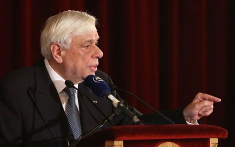 Μήνυμα ενότητας του Ελληνισμού έστειλε ο Πρόεδρος από την Κύπρο