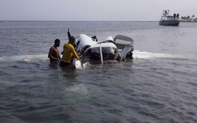Συντριβή αεροσκάφους στην Ονδούρα - 5 νεκροί