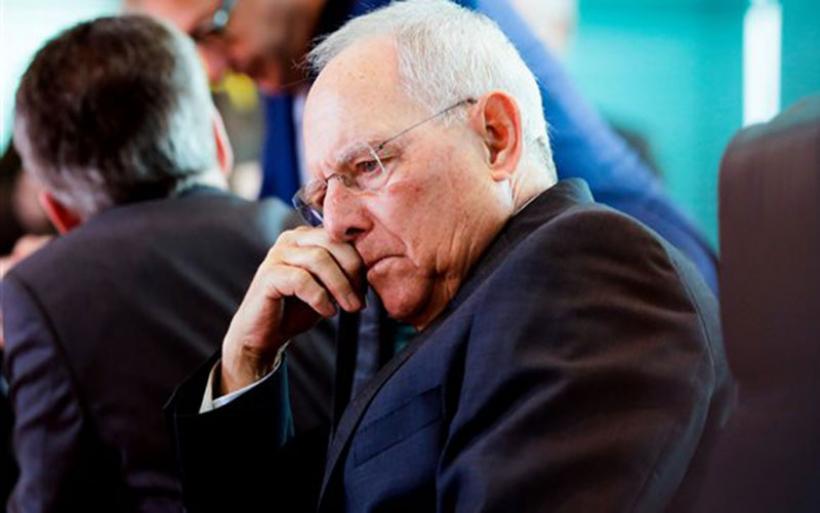 Σόιμπλε: Η Ελλάδα μπορεί να σωθεί και με το 50% των μεταρρυθμίσεων