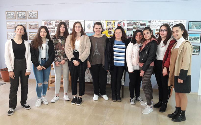 Σημαντική διάκριση μαθητών του Γυμνασίου Ευξεινούπολης
