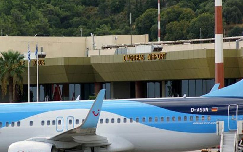 Ρόδος: Έσπασε το φράγμα των 100.000 τουριστικών αφίξεων τον Ιούλιο