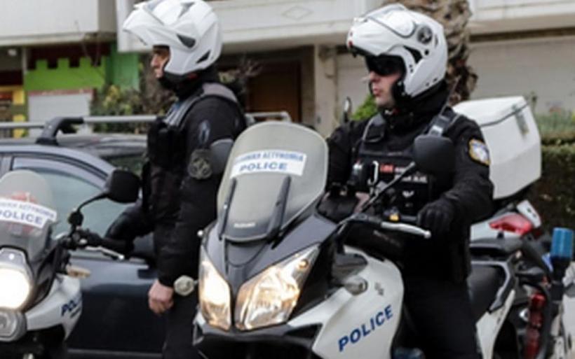 Βόλος: Συνελήφθη με μικροποσότητα ηρωίνης και ένα μαχαίρι