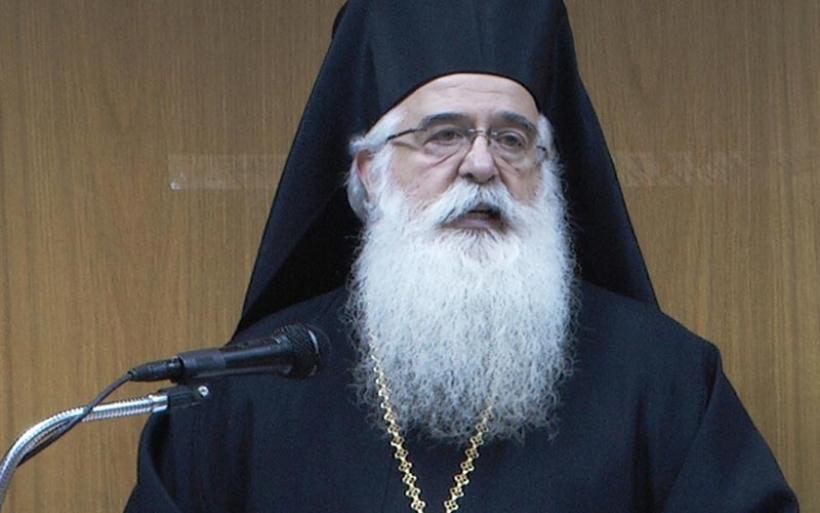 Το μήνυμα του Μητροπολίτη Δμητριάδος & Αλμυρού για την Ακολουθία της Αποκαθήλωσης της Μ. Παρασκευής