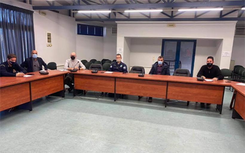 """Σε πλήρη ετοιμότητα ο Δήμος Αλμυρού ενόψει """"ΜΗΔΕΙΑΣ"""""""