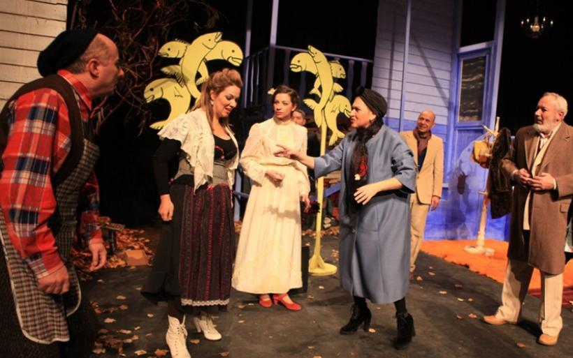 Αναβάλλεται η σημερινή θεατρική παράσταση στον Αλμυρό