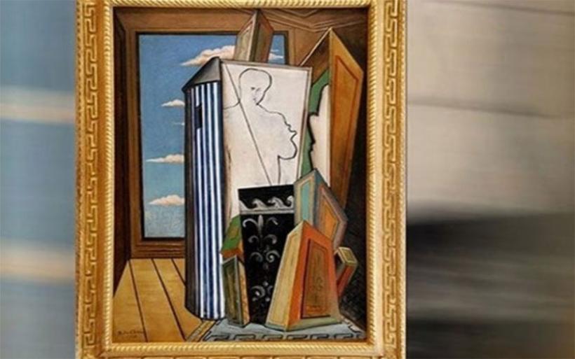 Γαλλία: Κλάπηκε ανεκτίμητος πίνακας του ντε Κίρικο