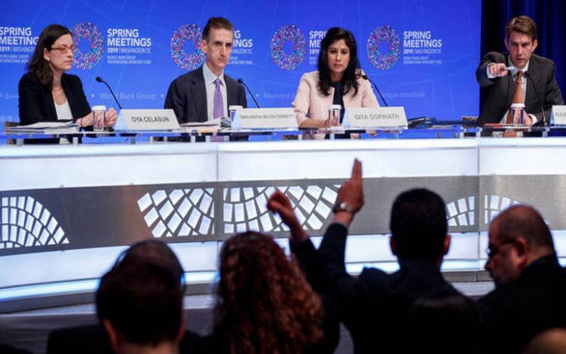 Χαμηλώνει τις εκτιμήσεις για την Ελλάδα το ΔΝΤ – Στο 2,2% η ανάπτυξη το 2020
