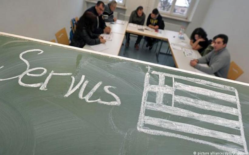 Deutsche Welle: Κατά 100.000 αυξήθηκαν οι Έλληνες μετανάστες στη Γερμανία