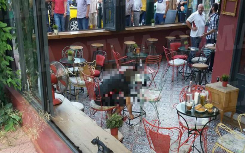 Αγριο έγκλημα στο Περιστέρι: Ψύχραιμος ο δράστης που εκτέλεσε νεαρό στην καφετέρια