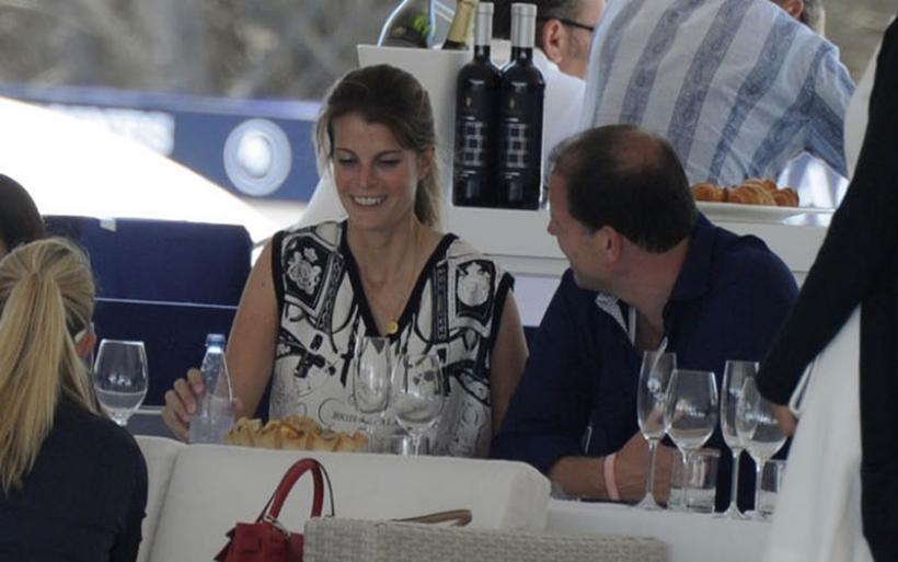 Ξανά ερωτευμένη με Ιταλό εκατομμυριούχο η Αθηνά Ωνάση