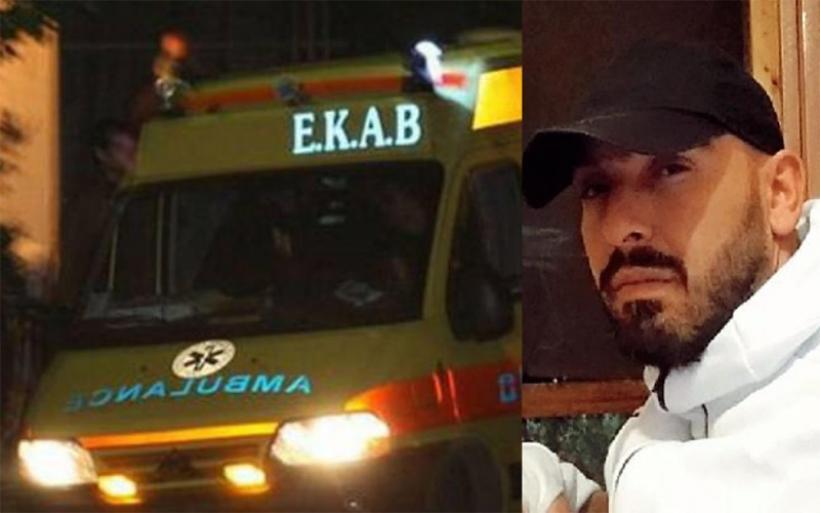 Θρήνος για τον 31χρονο με καταγωγή από τη Βρύναινα που σκοτώθηκε σε τροχαίο στον Μάραθο