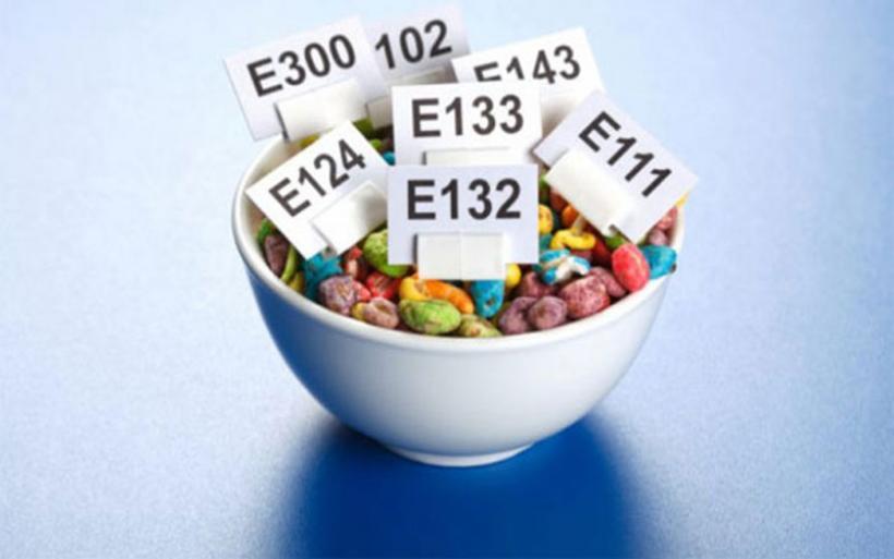 """Τι είναι οι κωδικοί """"Ε"""" στις ετικέτες των τροφίμων"""