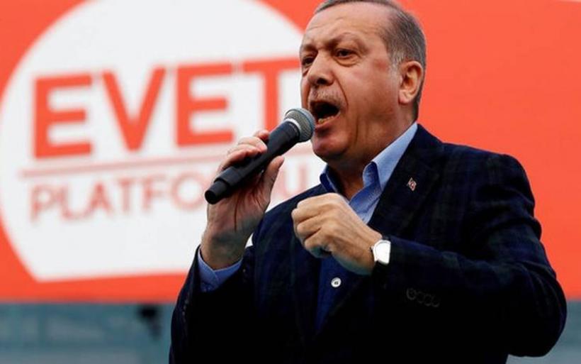 """Αντίστροφη μέτρηση για το δημοψήφισμα στην Τουρκία: Προβάδισμα του """"ναι"""" στις δημοσκοπήσεις"""