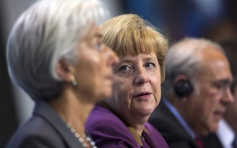 Γερμανικά ΜΜΕ: Συναίνεση υπό... αβεβαιότητα μεταξύ Μέρκελ και Λαγκάρντ
