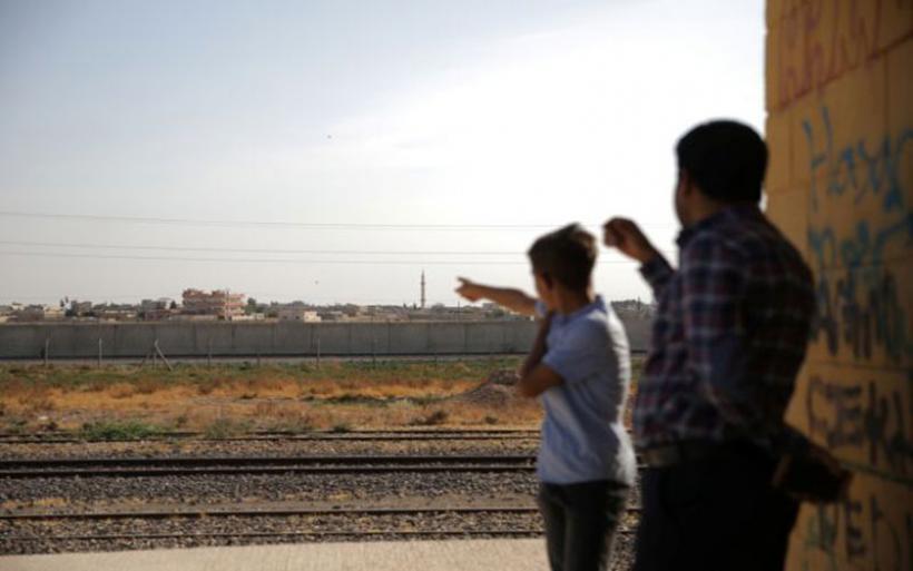 Πενς για Ερντογάν : Δεσμεύθηκε ότι δεν θα επιτεθεί στο Κομπάνι