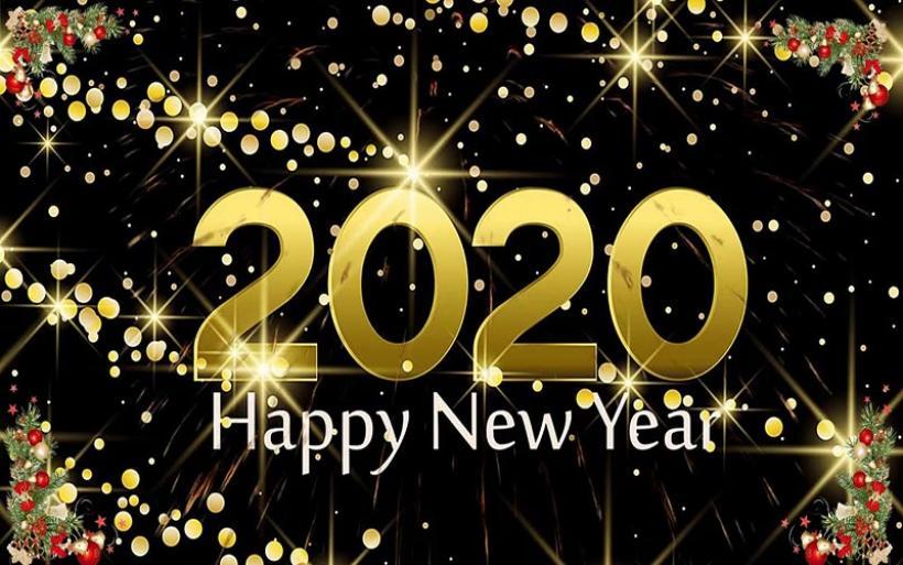 Αποτέλεσμα εικόνας για χρόνια πολλά καλή χρονιά 2020